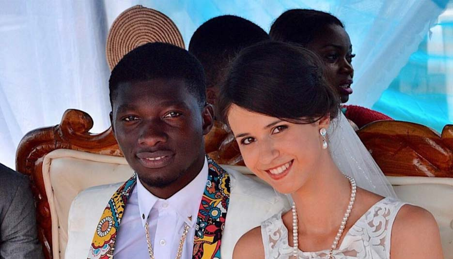 russian african marriage